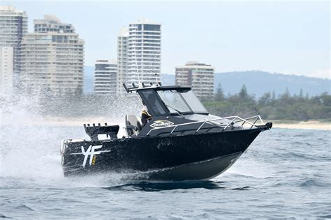 Yellowfin Boats Review by Yellowfin 5800 Ht Review Boatadvice