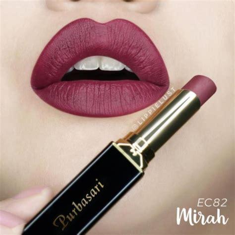 Harga Purbasari Di Guardian 7 warna lipstik purbasari matte terlaris daftar harga