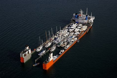 Boat Transport Ft Lauderdale by Dyt Meets Growing Demand For Luxury Yacht Transport In The