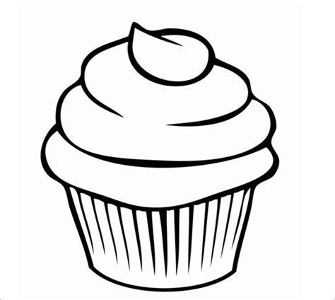 cupcake template printable printable cupcake template 25 eps word documents free premium templates