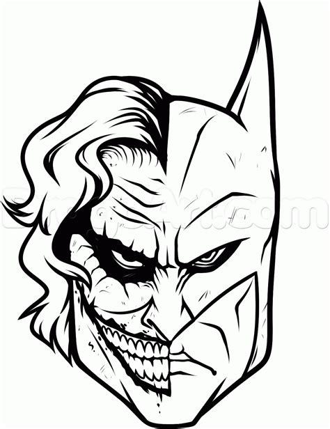draw joker  batman step  step dc comics
