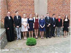 Konfirmation KirchePlatede