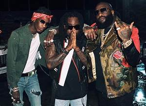Rick Ross – Trap Trap Trap Ft. Young Thug & Wale
