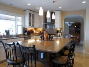 Kitchen Island With Table Seating Kitchen Picture Of Kitchen Islands Kitchens