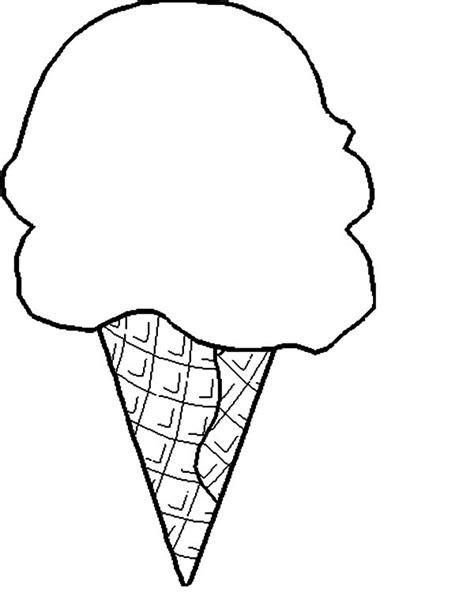 cute ice cream cone drawing  getdrawingscom