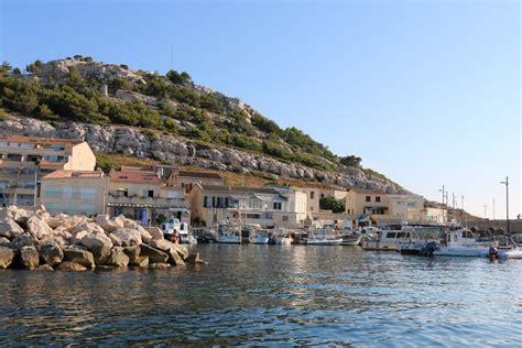 Marseille, depuis la rade
