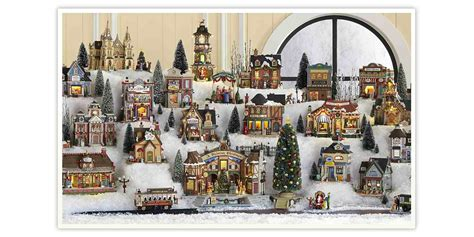 Lemax Christmas Collection: Build Your Christmas Village