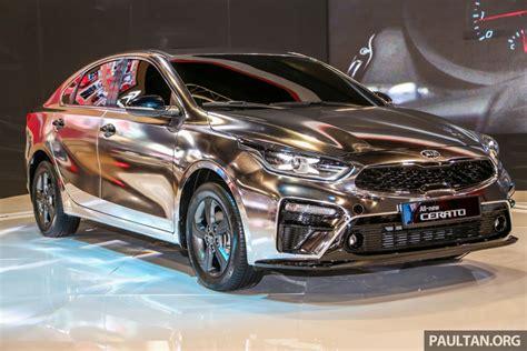 Kia cerato colors kia cerato colors: KLIMS18: New Kia Cerato makes its Malaysian debut