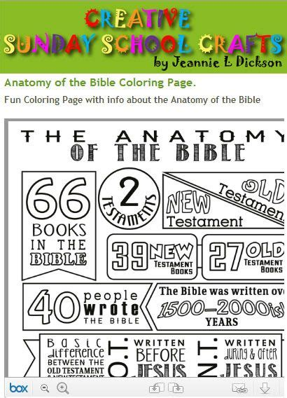 anatomy   bible coloring page favorite coloring