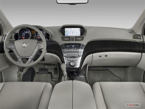 acura mdx pictures dashboard  news world report
