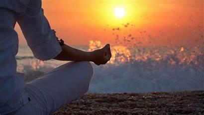 Yoga Meditation Posisi Power Mar Embrace Enlightening