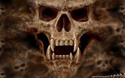 Horror Skull 3d Wallpapers App Apkpure Android