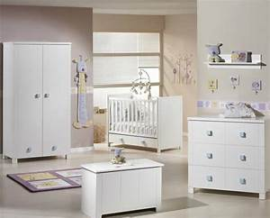 amelia la chambre bebe sauthon contemporaine photo 2 10 With modele de chambre bebe