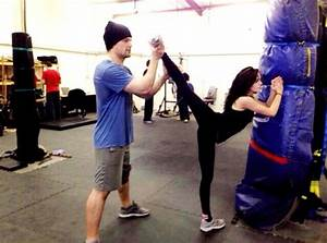 Zoey and Danila training - Danila Kozlovsky Photo ...