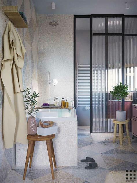 Beautiful Contemporary Feminine Apartment by Beautiful Contemporary Feminine Apartment Decoholic