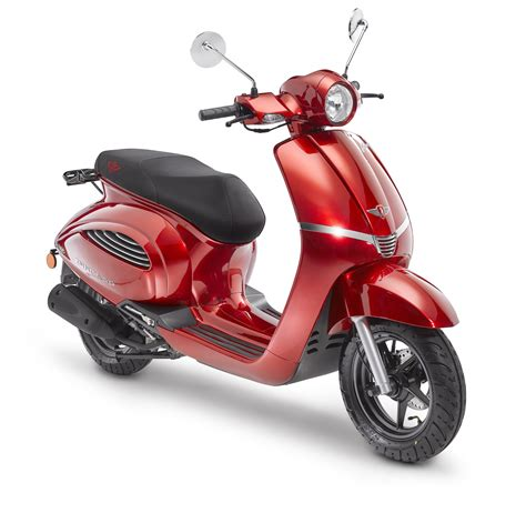 motorroller 25 km h z 252 ndapp r 50ccm 25 km h motorroller rot 4 bild 2