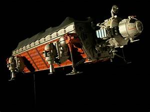Space Tug and Barge - Space 1999 Eagle Transporter Forum ...