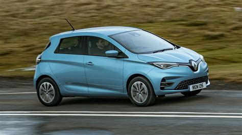 Renault ZOE electric motor, drive and performance ...