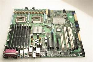 Dell Precision 690 Dual Socket 771 Motherboard 0my171 My171