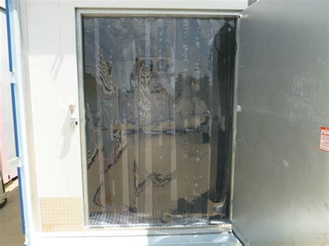 walk in cooler curtains refrigerated containers for rent electric powered