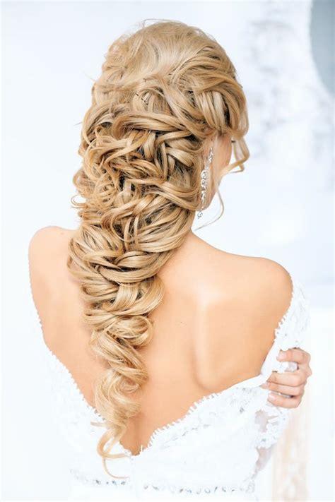 fabulous wedding hairstyles lange hochzeit frisuren