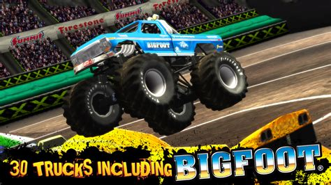 monster truck games video monster truck destruction android apps on google play