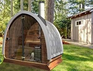 Sauna Für Garten : gartensauna saunahaus fasssauna sauna pod in aachen sonstiges f r den garten balkon ~ Markanthonyermac.com Haus und Dekorationen