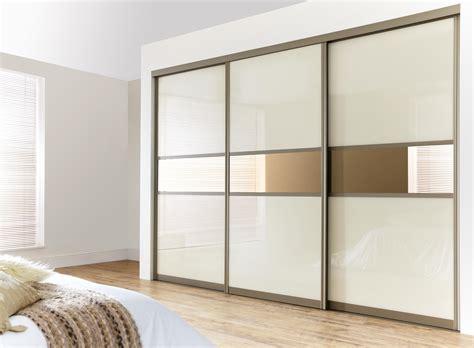 Sliding Wardrobe Closet by Enchanting Three Sliding White Gloss Acrylic Wardrobe