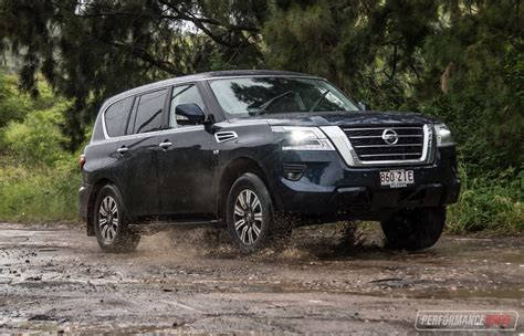 Maybe you would like to learn more about one of these? 2020 Nissan Patrol Ti review (video)   PerformanceDrive