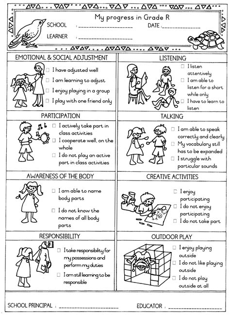 worksheets on personal hygiene informationacquisition