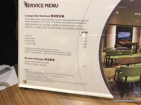 Get unlimited airport lounge access with worldmiles world mastercard® travel credit card. Plaza Premium Lounge KLIA2 Review: Pick The Perfect Lounge ...