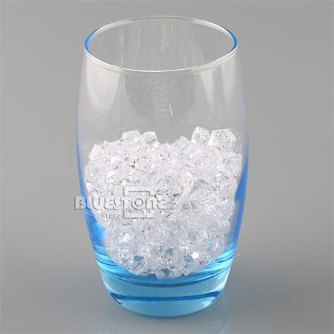 Acrylic Rocks For Vases by 1000pcs Acrylic Gem Rocks Table Scatter