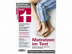 Stiftung Warentest Matratzen Testsieger : taschenfederkernmatratze ~ Bigdaddyawards.com Haus und Dekorationen