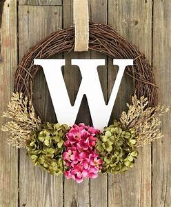 25 best ideas about letter wreath on pinterest twine With letter a wreath