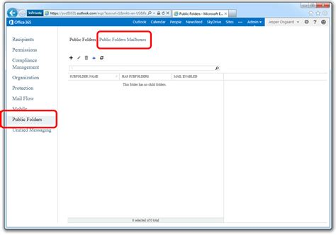 Office 365 Outlook Folders by New Feature Folders In Office 365 Preview