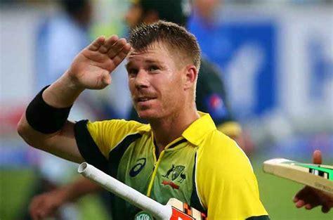 India-Australia Series: Injured David Warner ruled out of ...