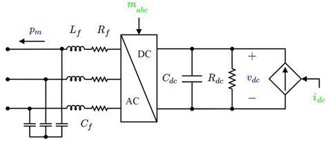 dc ac converter circuit diagram download scientific diagram