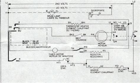 Whirlpool Electric Dryer Wiring Diagram whirlpool dryer schematic wiring diagram wiring diagram