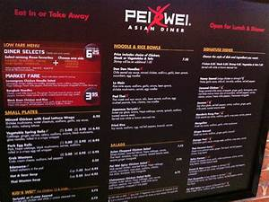 ReviewPei Wei Asian Diner – THIS BLONDE LIFE