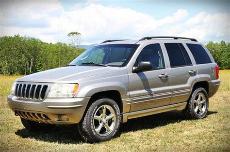 jeep grand cherokee tan purchase used 2002 jeep grand cherokee limited clean