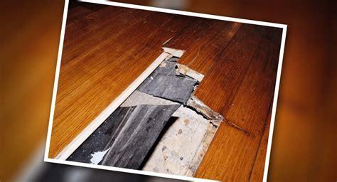 Wood Flooring Problems