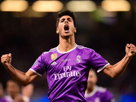 Marco Asensio is well on his way to becoming Spain and ...