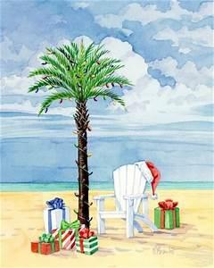 17 Best ideas about Beach Christmas Cards on Pinterest