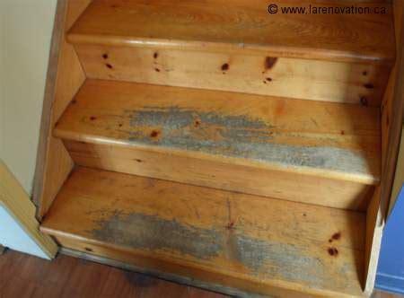 comment refaire un escalier en bois comment repeindre un escalier en bois vernis meilleures images d inspiration pour votre design