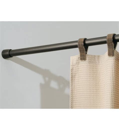 adjustable closet rod bronze adjustable closet rod in shower rods
