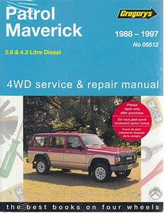 Nissan Patrol Ford Maverick Diesel Engines 1988