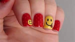 Nail art designs easy to do at home for short