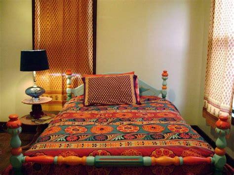 chambre inspiration indienne les meubles indiens modernes ou traditionnels ils sont