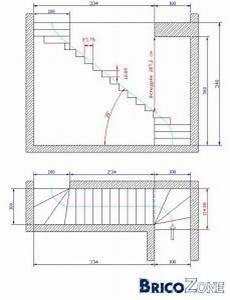 Calcul Escalier Quart Tournant : escalier 2 quart tournant haut et bas calcul escalier ~ Dailycaller-alerts.com Idées de Décoration