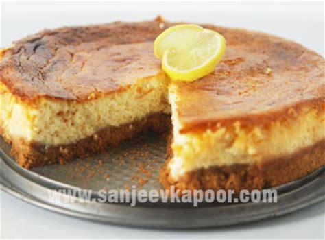 Lemon Cheesecake Recipe Delia Smith